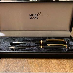 🎉HP🎉Vintage MontBlanc Pen Set